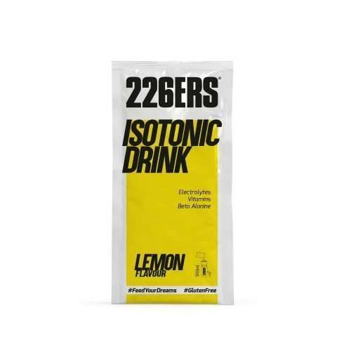 ISOTONIC DRINK 20g LEMON – MONODOSE