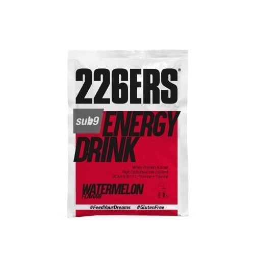 SUB-9 ENERGY DRINK 50g WATERMELON – MONODOSE