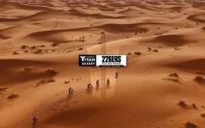 226ERS Partner Oficial de Nutrición de Titan Desert 2019